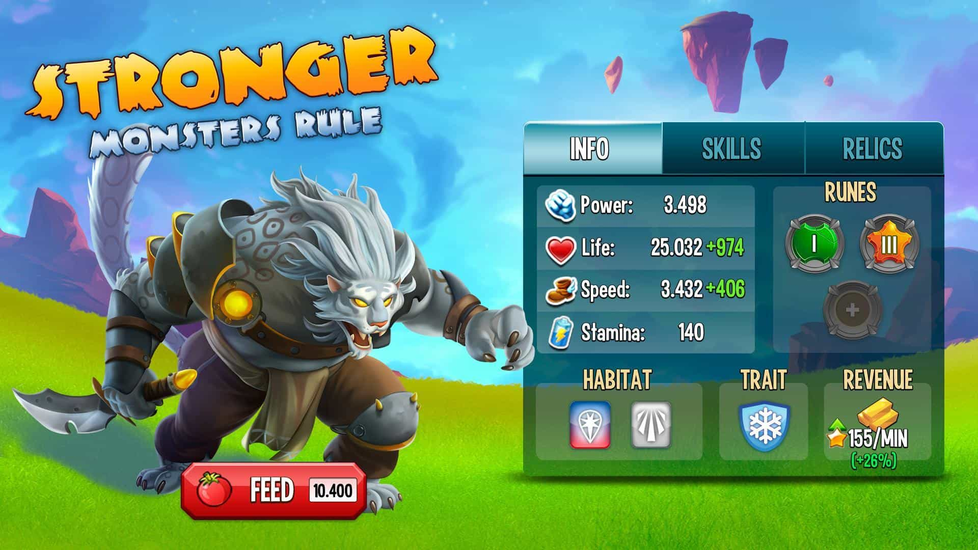 monster legends mod unlimited everything