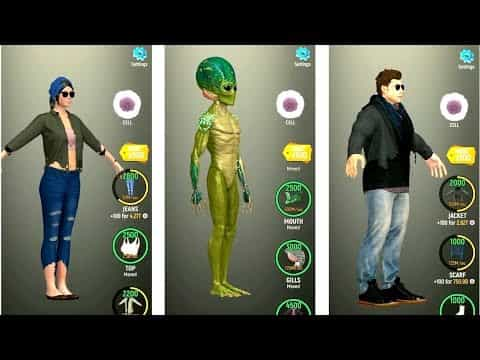 idle human hack apk android